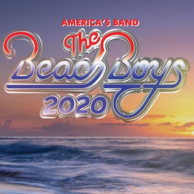 The Beach Boys Live at The Cuthbert Amphitheater September 4, 2020